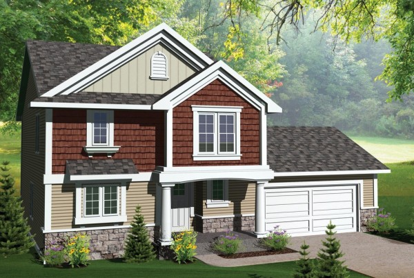 Eagle Manor Lot 12 Elevation